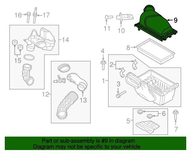 Parts & Accessories FB5Z9661B Ford Cover FB5Z9661B Automotive ...