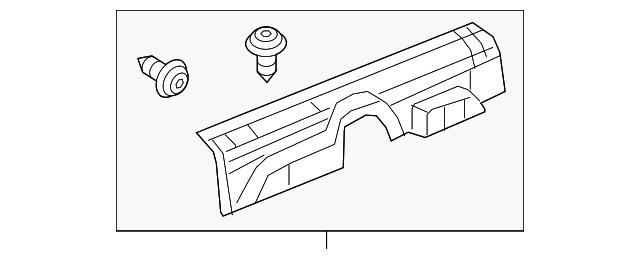 Honda Genuine 83601-TK6-A02ZA Floor Mat