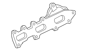 Exhaust Manifold - Ford (JL3Z-9431-C)