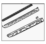Running Board - GM (15718560)