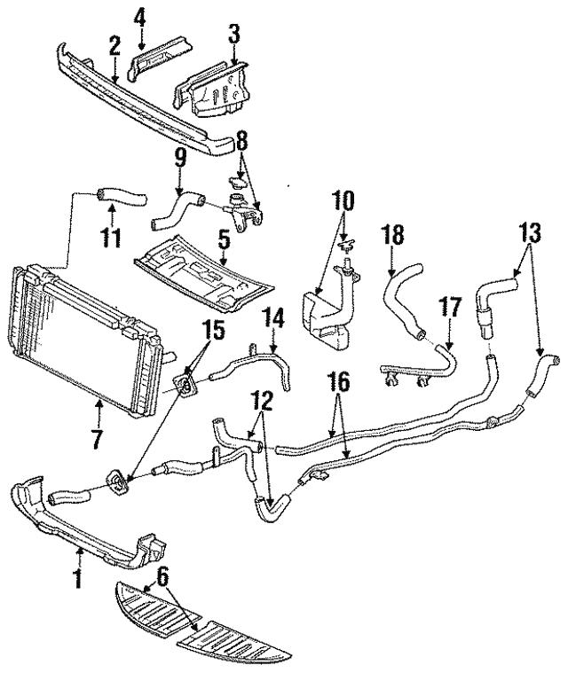 1991 1995 Toyota Mr2 Air Guide 53295 17030