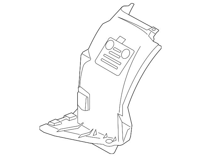 fender liner