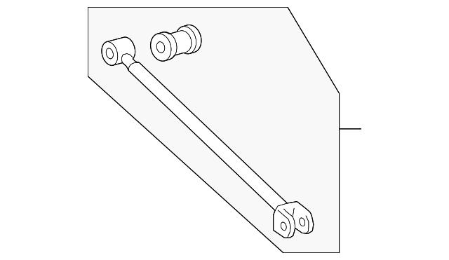 Rear Control Arm Toyota 48730 48160