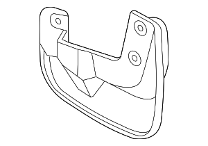 Splash Guard - GM (96648537)