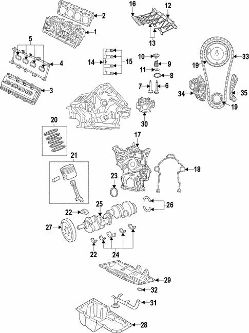 2006 dodge charger 2 7 engine diagram