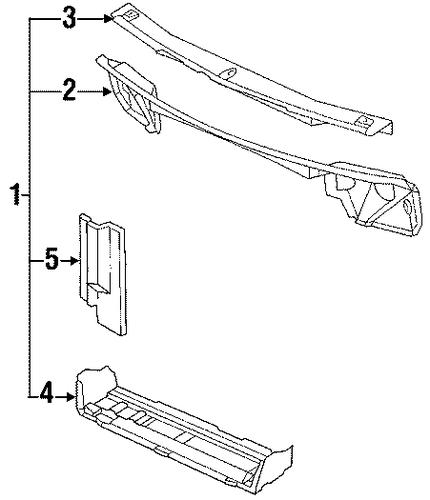 lower tie bar reinforcement