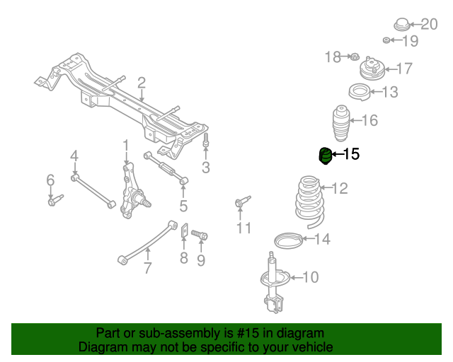 Bumper KIA 0k2sa28111 Xportauto. KIA. KIA Spectra Fender Parts Diagram At Scoala.co