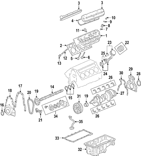 Gm Ls3 Crate Engine Wiring Diagram additionally Timing Chains And Sprockets Ls additionally 1996 Lincoln Mark Viii Fuse Box Diagram furthermore Ls Engine Swap Motor Mounts besides 1970 Lt1 Corvette Engine Specs. on ls6 timing chain