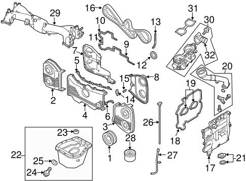 Filters For 2004 Subaru Baja