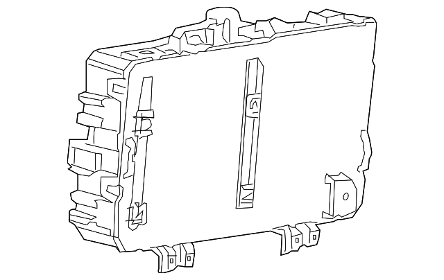 gm fuse box  93191286