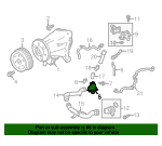 Thermostat Unit - Land-Rover (LR062085)