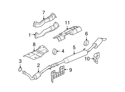 Exhaust Components Scat