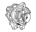 Alternator- PART NUMBER CHANGED TO 13597236