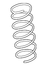Coil Spring - Toyota (48131-35561)