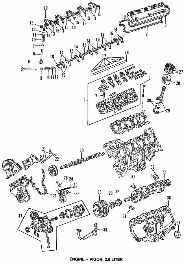 1994 acura vigor crankshaft pulley manual online user manual u2022 rh pandadigital co 2000 Acura TL 1996 Acura TL