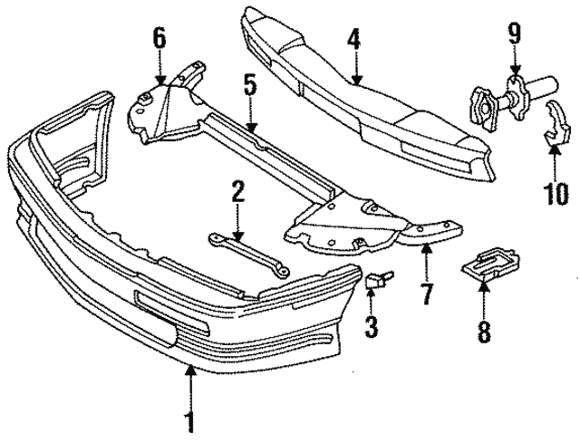 90 Chevy Beretta Fuse Box Diagram
