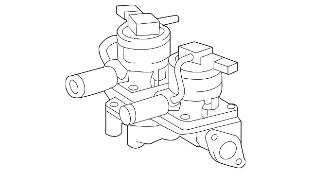 2001 Toyota Land Cruiser Fuel Filter Location