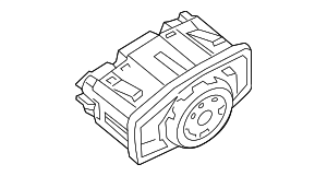 Headlight Switch - Ford (CM5Z-11654-A)