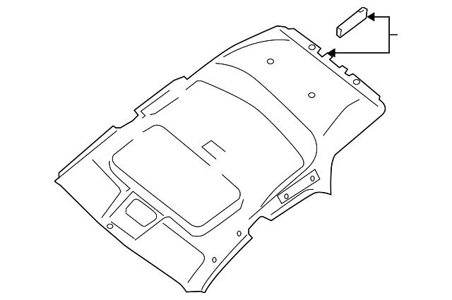 Headliner Saab 32009303: Saab 92x Subwoofer Wiring Diagram At Downselot.com
