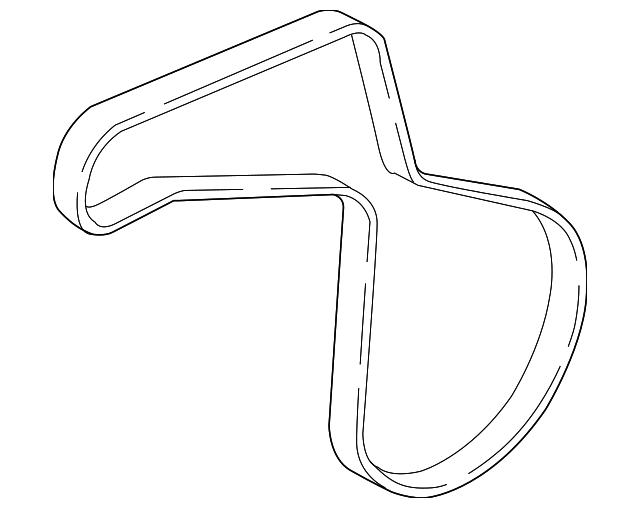 VAICO V26/0250/Drive Belt