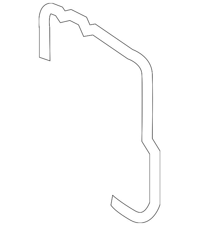 2011-2018 Hyundai Side Cover Gasket 45283-3B010