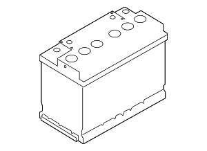 Battery - Audi (000-915-105-DL-DSP)