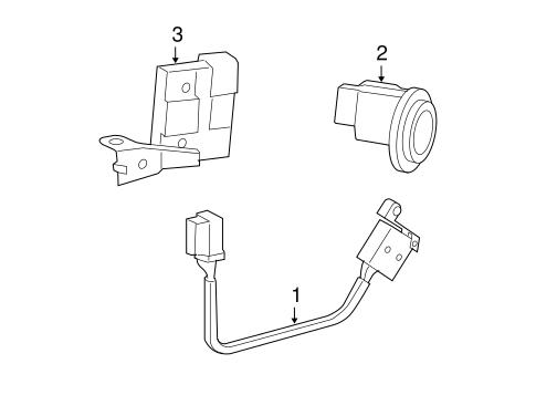 Genuine OEM Alarm System Parts for 2010 Toyota Corolla S - Olathe