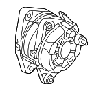 Alternator - Hyundai (37300-3L001)