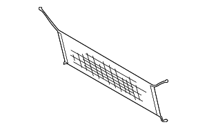 Cargo Net - Ford (BT4Z-7455066-A)