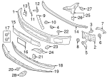 Trim Panel - Ford (FL3Z-17E810-CA)