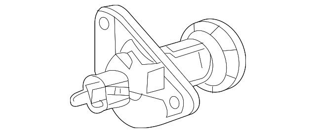 2006 2012 Ford Lock Cylinder 6e5z 5443262 B