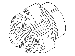 Alternator - Mercedes-Benz (011-154-32-02-83)