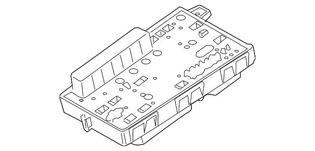 2008 saturn astra fuse box 93190849