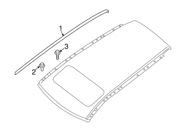 20x Clips set for Audi RS R8 R58 Q3 Q5 Q7 Moulding Trim Panel Retainer Rivet Set