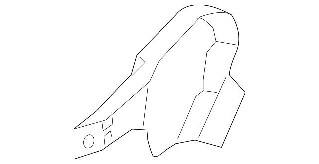 Front Genuine Hyundai 88160-1R400-N2D Seat Cushion Covering