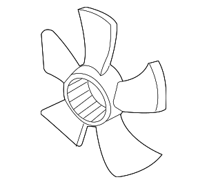 Fan, Cooling - Acura (19020-PNL-G01)