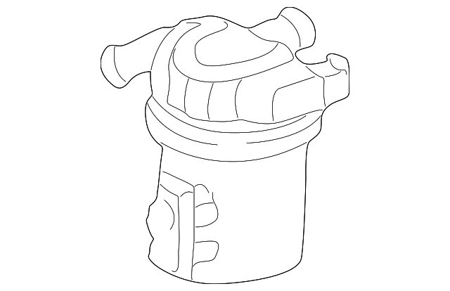 Filter, Canister