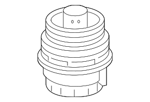 Filter Housing - Lexus (15620-36020)
