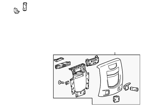 genuine oem rear panel