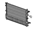 Radiator Asm- Drv Mot Bat Cool