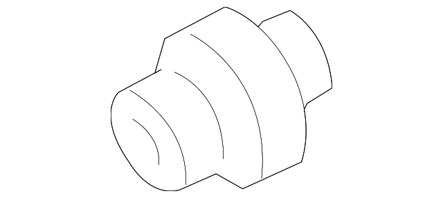Front Upper Control Arm mounting bushes Audi A4 A6 Q5 8D0407515 8D0407515C