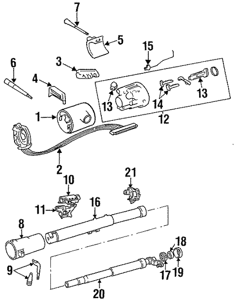 Switches For 1989 Jeep Wrangler Parts