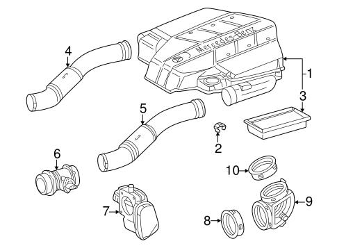 Filters For 2002 Mercedes Benz Slk 320