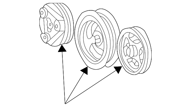 serpentine tensioner
