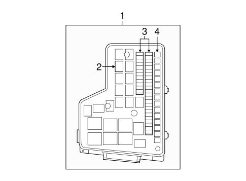 fuse relay for 2006 dodge ram 1500 mopar parts. Black Bedroom Furniture Sets. Home Design Ideas