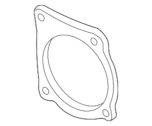Water Pump Gasket - GM (10101275)