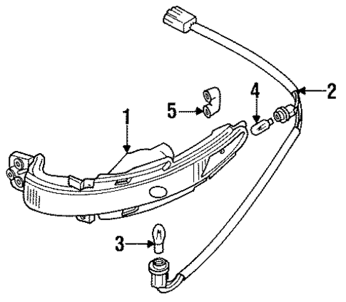 ford probe gt motor ford pinto wiring diagram
