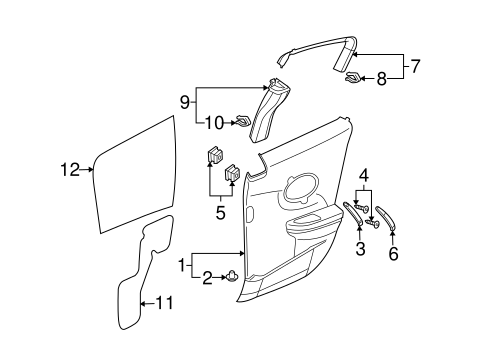 1999 Ford Contour Fuse Diagram Pdf together with Gmc Sierra 1990 Gmc Sierra Pictorial Diagram Of Heater Core Removal in addition Ford Truck Parts Catalogs as well Discussion T10175 ds721151 together with 4zyjr Chevrolet C20 4x2 Battery Alternator Checked. on 92 camaro door panel
