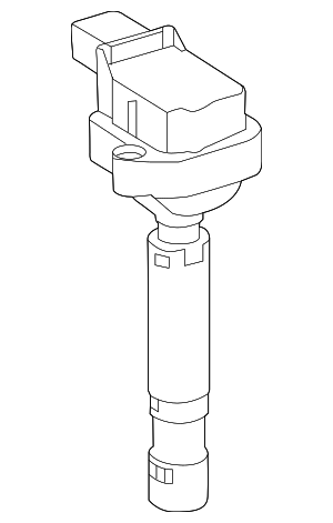 Ignition Coil - Mercedes-Benz (000-150-25-80)