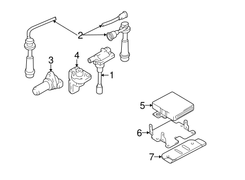 Powertrain Control Scat besides Engine Diagram Of A 2003 Impala 3 4 Liter furthermore Ignition System Scat together with Ignition System Scat additionally Ignition System Scat. on gm 3 8 crankshaft position sensor replacement